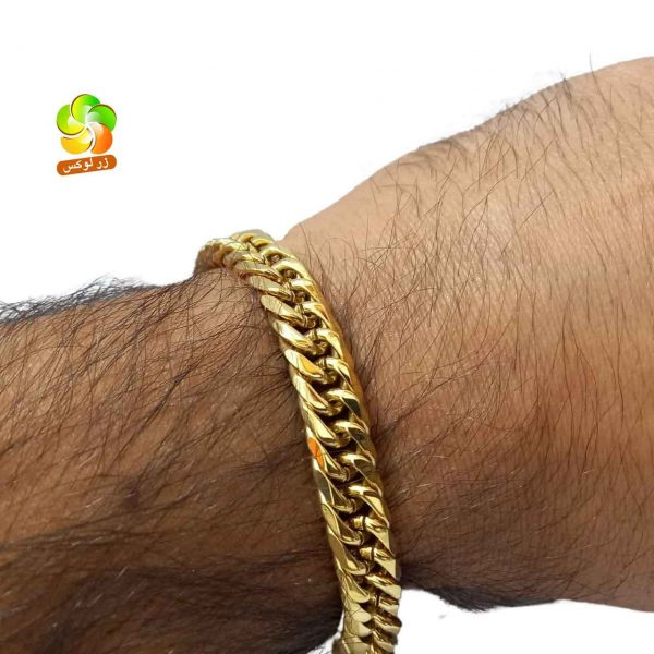 دستبند مردانه کارتیر استیل